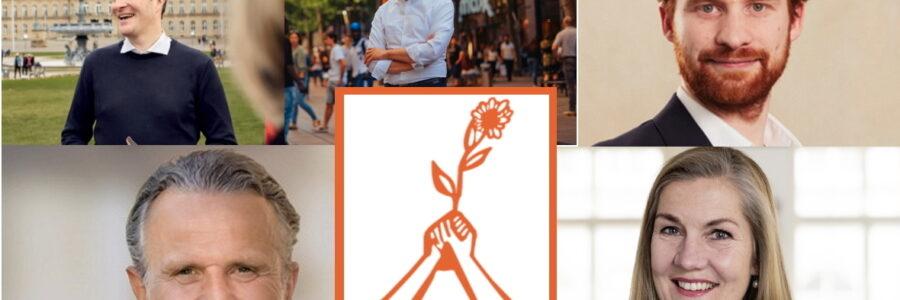 Podiumsdiskussion mit Kandidierenden für das Amt der/s Stuttgarter Oberbürgermeisters/in